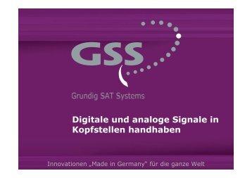 Grundig SAT Systems GmbH - FRK