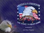 Firearms - Tengstrom.us