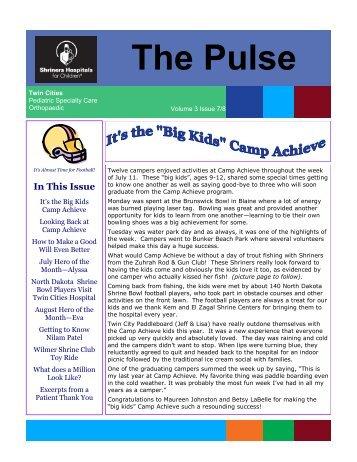 The Pulse - El Kahir Shrine