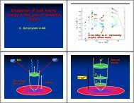 Dissipation of bulk kinetic energy in the jets of powerful blazars