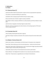 4.1.2 Licentiate thesis (2) - funmat