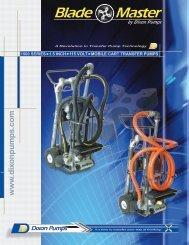 1500 Series 1.5 Inch 115 Volt Mobile Cart Transfer Pumps