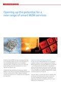 Global M2M Service Platform - Vodacom - Page 2