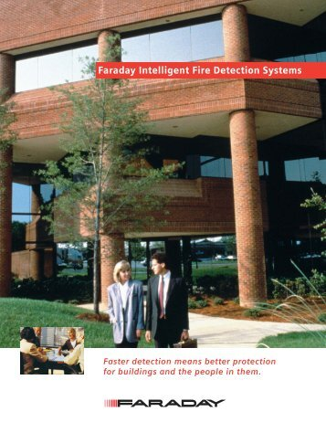 Faraday Intelligent Fire Detection Systems