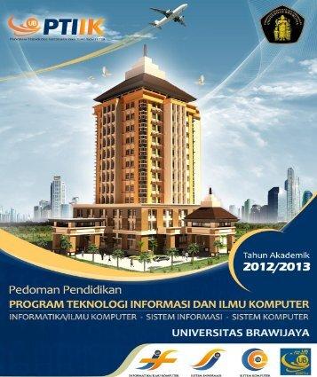 Buku-Pedoman-PTIIK - Universitas Brawijaya