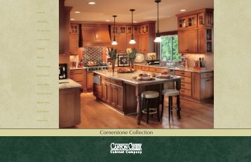 Kitchen Brochure - Canyon Creek Cabinet Company