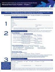 Registration Form - Part i