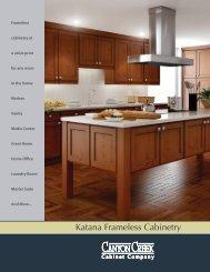Brochure - Canyon Creek Cabinet Company