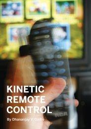 KINETIC REMOTE CONTROL - Make