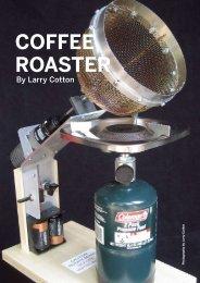 Ventilation Hood - SonoFresco Coffee Roasters
