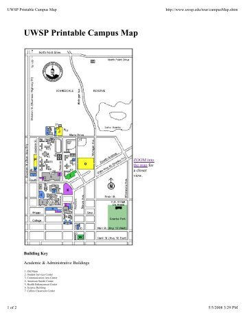 Campus Map Sdsu. Fscj Downtown Campus Map Home Downtown Campus ...