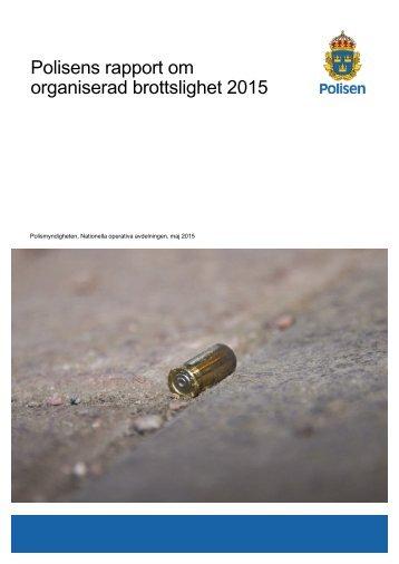 GOB_Polisens rapport om organiserad brottslighet 2015