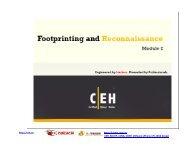 CEH V7 Module 02.pdf - Lecturer EEPIS