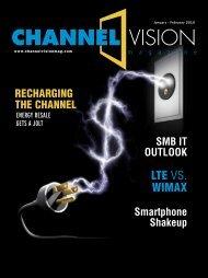 LTE vs. WIMAX - ChannelVision Magazine