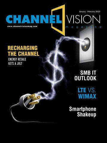 LTE vs. WIMAX - ChannelVision Magazine