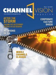 STORM STORM - ChannelVision Magazine