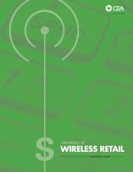 Winning With Wireless Retail - CLICK HERE TO ... - UCC Order Desk