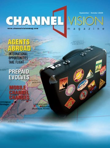 AGENTS ABROAD AGENTS ABROAD - ChannelVision Magazine