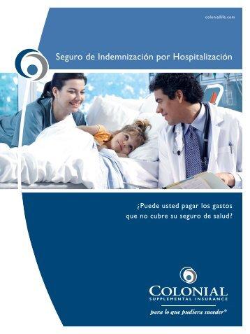 Seguro de Indemnización por Hospitalización - Home