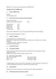 SPC Sinupret kapky - Schwabe