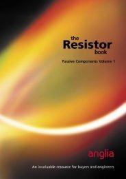 The Resistors book - Anglia Components