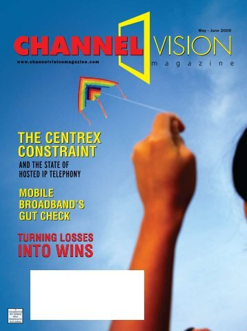 INTO WINS INTO WINS - ChannelVision Magazine