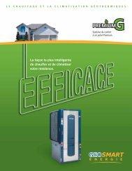 Premium G - GeoSmart Energy