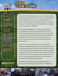 Scott & Vi - GeoSmart Energy
