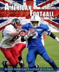 1 October 2010 - Inside American Football