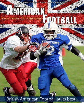 1 October 2010 - Inside American Football