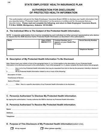 C Phi Release Authorization Form  Blue Shield Of