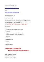 EUR 3,49-Schnaeppchen: deutsch-englisch-franzoesisch Kfz-Woerterbuch/ Auto-Technik uebersetzen (Leseprobe