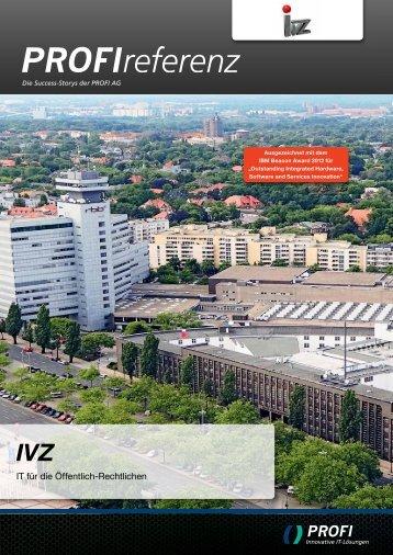 IVZ - PROFI  Engineering Systems AG