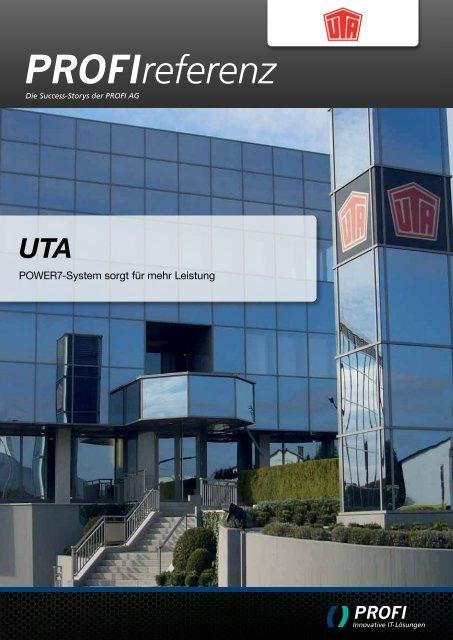 UTA - PROFI Engineering Systems AG