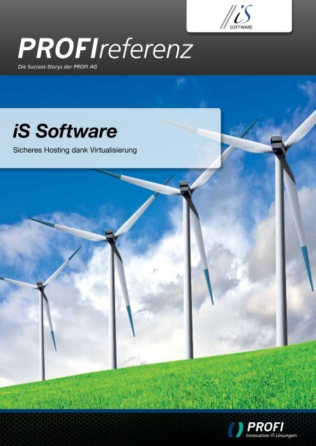 iS Software - PROFI Engineering Systems AG