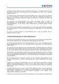 Bericht zur Lage der Gesellschaft - careon: GESUNDHEITSAKTE.DE - Seite 2