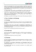 Bericht zur Lage der Gesellschaft - careon: GESUNDHEITSAKTE.DE - Seite 3