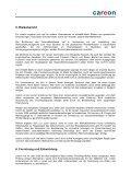 Bericht zur Lage der Gesellschaft - careon: GESUNDHEITSAKTE.DE - Seite 4