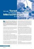Implantiertes Hörsystem DACS Makro- und Mikrochirurgie ... - Co-Me - Seite 4