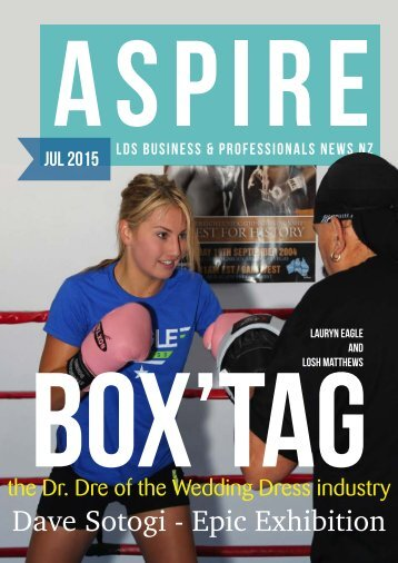 ASPIRE eMag Issue #11, July 2015