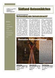 12. Ausgabe - Oase der Vier Palmen