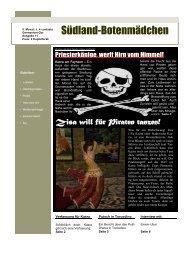 11. Ausgabe - Oase der Vier Palmen