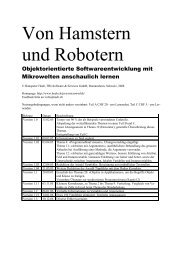 Skript Teil A, Version 1.3 (150 S., pdf-Format, 6 MB) - TRI-Software ...