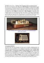 Chess Challenger Elite Champion - Schaakcomputers en ...
