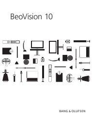 BeoVision 10 - BeoForum.dk