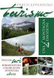 calendario di pacchetti turistici - Parco Nazionale dell'Appennino ...