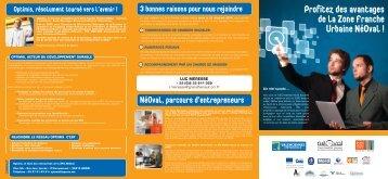 Profitez des avantages de la ZFU - Valenciennes Métropole