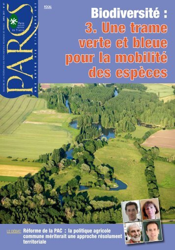 n°67 - Fédération des Parcs Naturels Régionaux