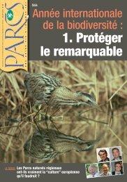 Revue Parcs n°65 - Fédération des Parcs Naturels Régionaux