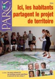 Revue des Parcs n°70 - Fédération des Parcs Naturels Régionaux